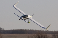 G-OEGO in flight (4)
